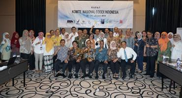 STANDARDISASI DAN PENILAIAN KESESUAIAN MENDUKUNG PENINGKATAN EKSPOR PANGAN INDONESIA